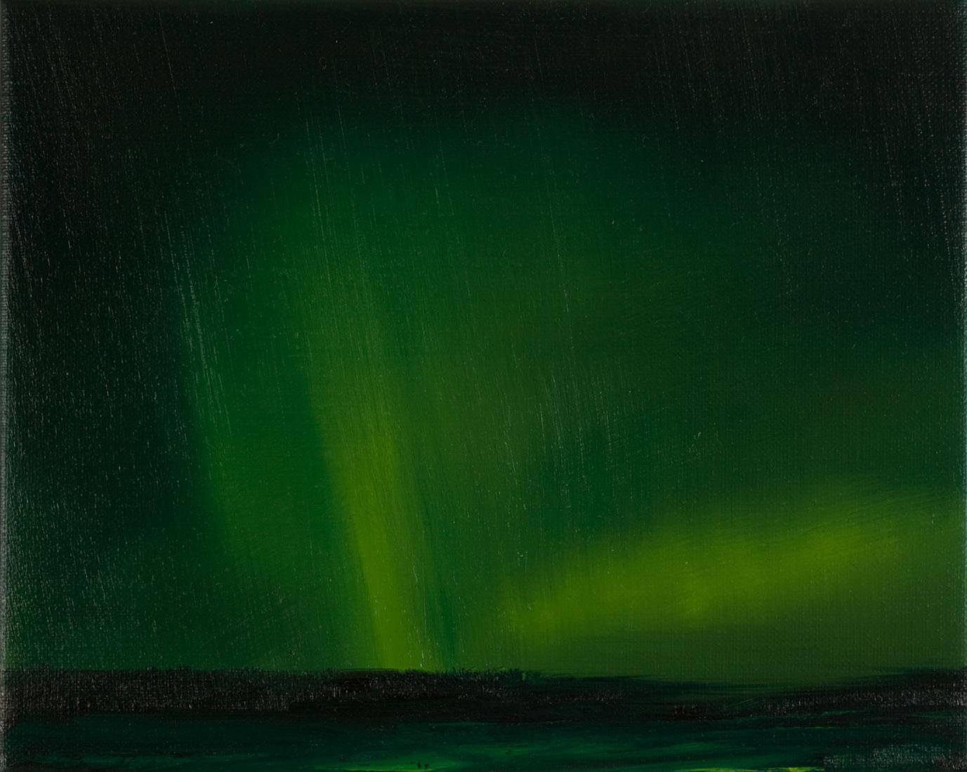 Northern Lights #III, 2002